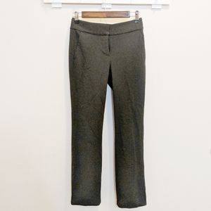 JCREW Gray Dress Pants Slacks 00 Petite